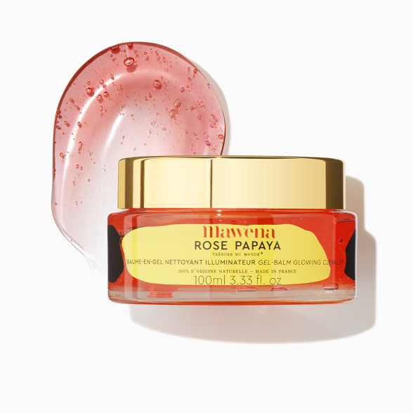 Rose Papaya - Gel nettoyant illuminateur