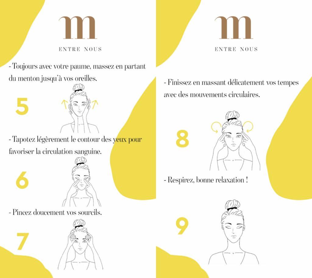 massage facial mawena