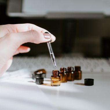 Le bain d'huile : soin capillaire