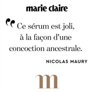// MAWENA & CO // 🌸 . . 🇫🇷 Tout est dit, merci @nicolasmauryofficiel & @marieclairefr 😘 . . 🇬🇧 Everything is said, thank you @nicolasmauryofficiel & @marieclairefr 😘 . . #mawena #veganbeauty #organicskincare #greenbeauty #cosmetiquenaturelle #naturalbeauty #vegancosmetics #pinkfeed #indiebrand #confidentbeauty #beautenaturelle #greenliving #ecobeauty #nontoxicbeauty #beautéengagée #ethicalbeauty #ethicallymade #marieclaire #nicolasmaury #marula