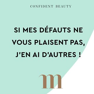 // CONFIDENT BEAUTY // 🌸⁣ .⁣ . ⁣ 🇫🇷 Parce que les défauts peuvent aussi être de belles qualités 😉⁣ Soyez vous-mêmes, c'est tout ce qui compte (de toute façon on ne peut pas plaire à tout le monde) !⁣ .⁣ 👉Que vous inspire cette quote ?⁣ .⁣ .⁣ 🇬🇧 Because flaws can also be qualities 😉⁣ Be yourself, that's all that matters (we cannot please everyone anyway) !⁣ .⁣ 👉What does this quote inspires you ?⁣ .⁣ .⁣ #mawena #veganbeauty #organicskincare #greenbeauty #indiebrand #confidentbeauty #beautenaturelle #beauteengagee #ethicalbeauty #ethicallymade #cosmetiquebio⁣